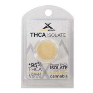 THCA Isolate – AbsoluteXtracts (1 gram – 99.2% THCA)